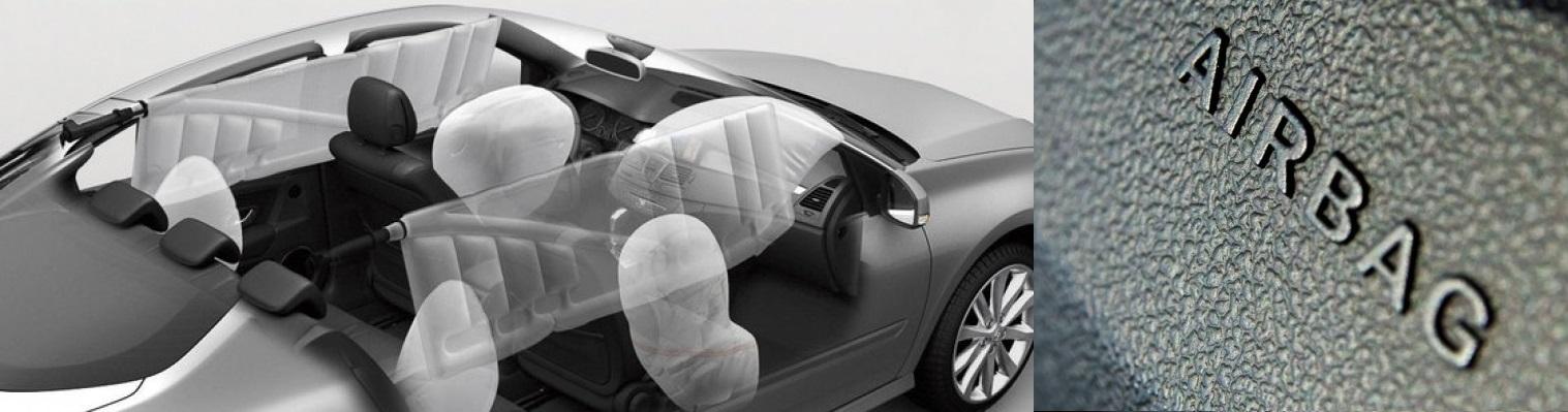Ремонт подушек и ремней безопасности автомобиля