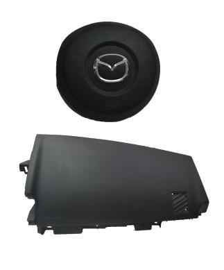Ремонт рулевой и пассажирской накладки подушек безопасности